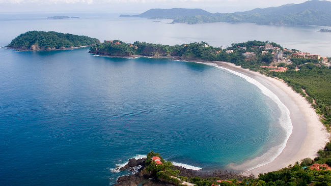 Guide to costa rica north pacific guanacaste province for Fishing guanacaste costa rica