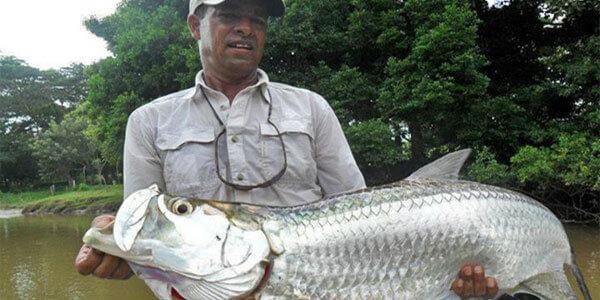 Cano Negro Fishing