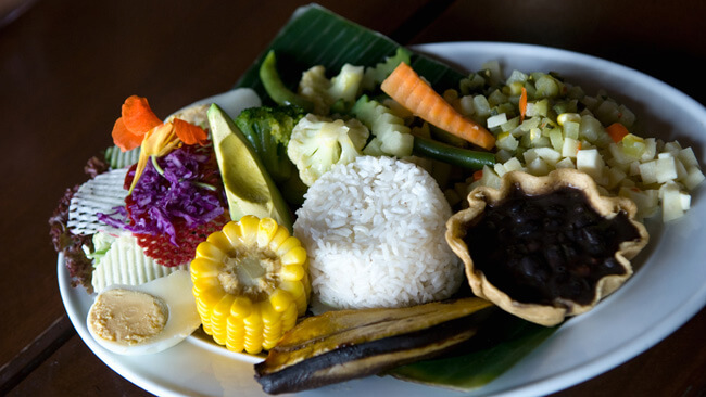 Recipes & Food of Costa Rica