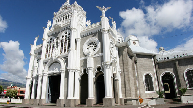 Churches in Costa Rica