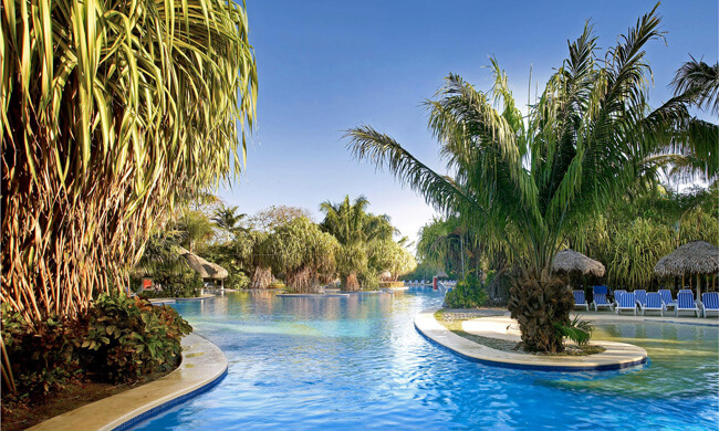 Costa Rica Luxury Vacation Package - all inclusive