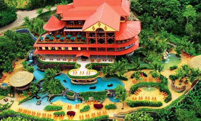 Luxury Family Resort Getaway