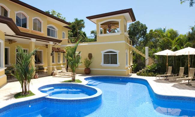Los sue os resort in jaco costa rica for Vacation home rentals in costa rica