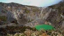 Irazu Volcano