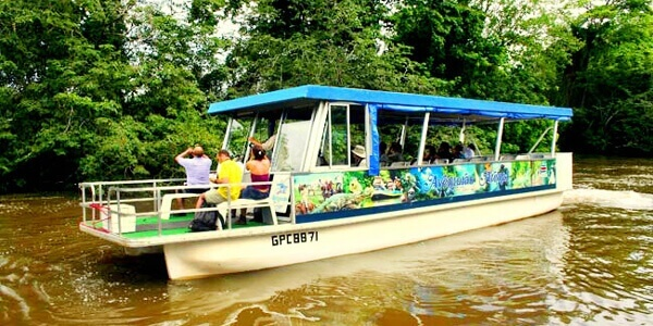 Caño Negro & Río Frío Boat Tour