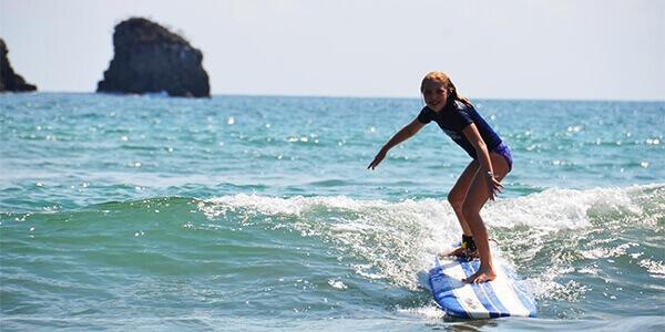 Surf Lessons in Manuel Antonio