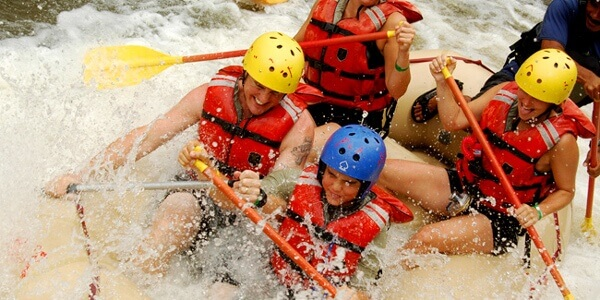 White Water Rafting Rio Tenorio