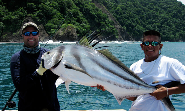 Costa rica tours stay in costa rica sportfishing for Costa rica fishing vacations