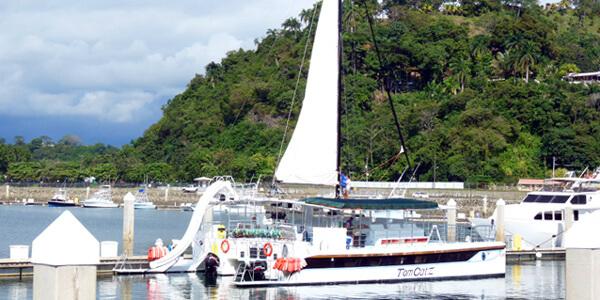 Catamaran Island Adventure