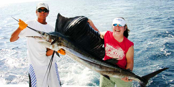 Sportsfishing in Manuel Antonio