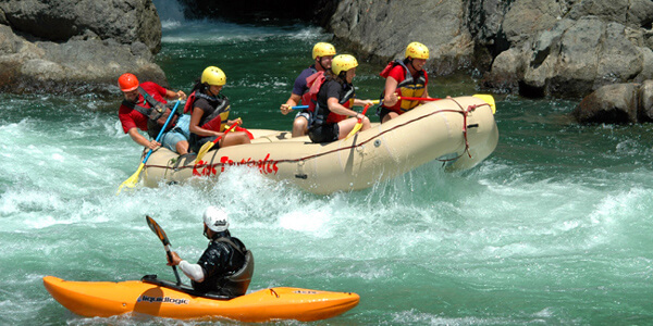 Whitewater Rafting Pacuare