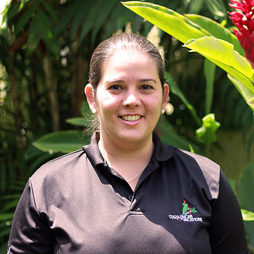 Claudia Salas, Travel Experience Team Manager
