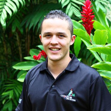 Yermi Araya, Travel Experience Team Representative