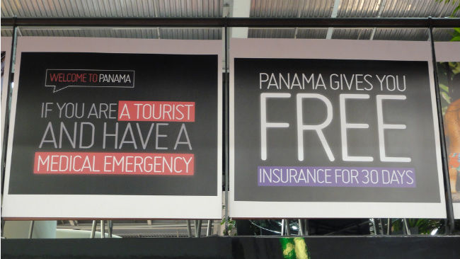 Panama Travel Health Insurance