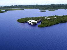 Laguna Azul Eco Lodge