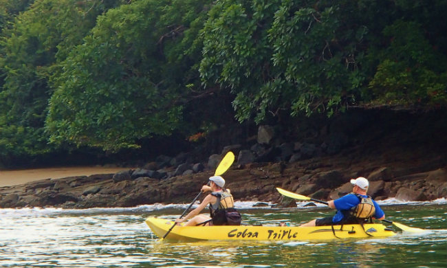 Sea Kayak Golfo de Chiriqui's Islands