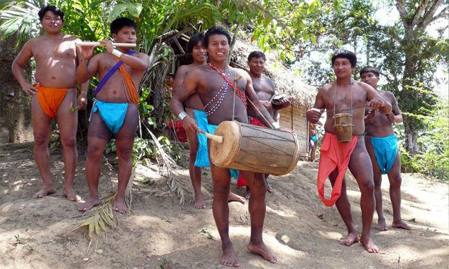 Panama Embera Indians Village Tour