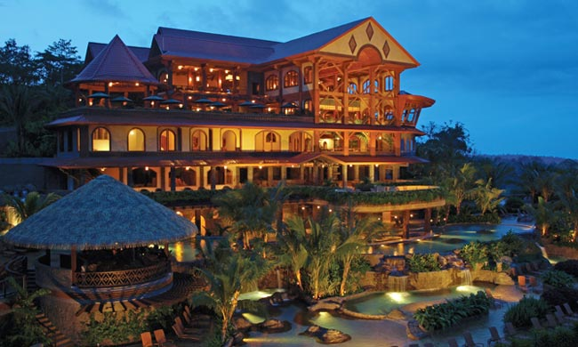 The Springs Resort and Spa, La Fortuna near Arenal Volcano