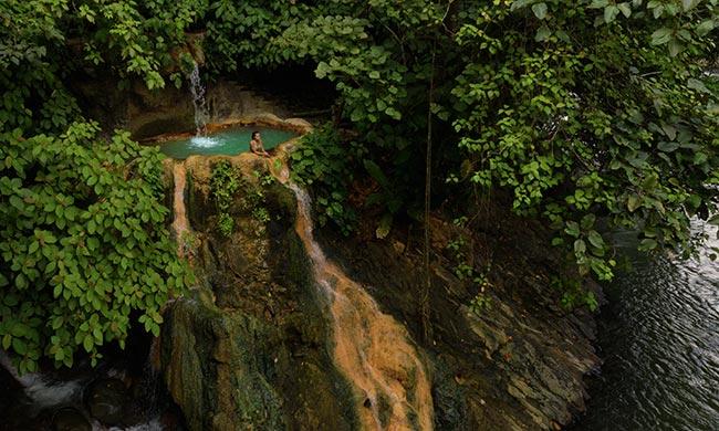 Rio Vista Springs at the Springs Resort, La Fortuna, Costa Rica