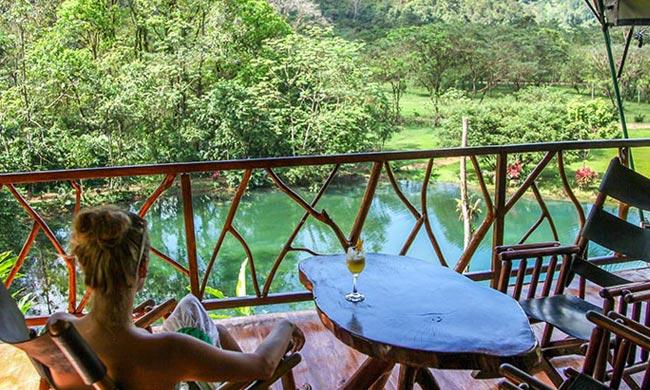 Rafiki Safari Lodge, Savegre River