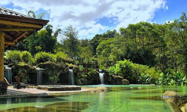 Peace Lodge, Vara Blanca Cloudforest