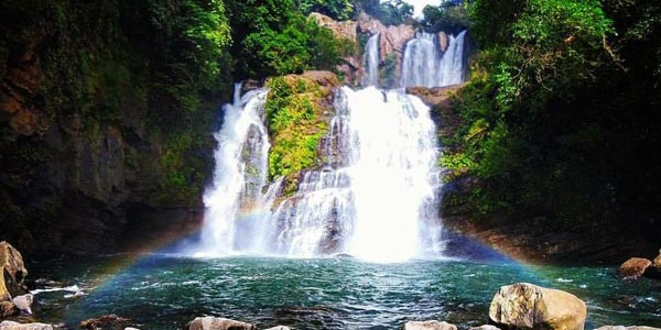 Nauyaca Waterfall Tour