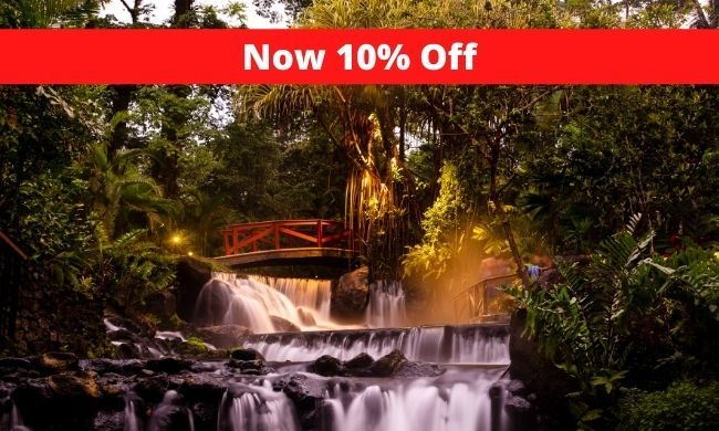 Costa Rica 7-night vacation package deal
