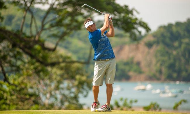 Golfing at Los Suenos Resort