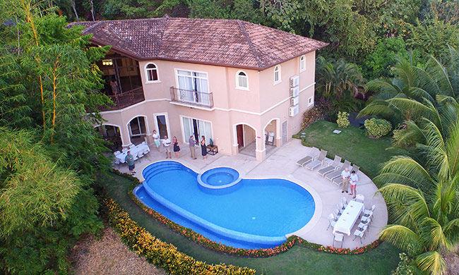 Casa Pacific at Los Suenos