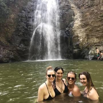 Montezuma Waterfal, Costa Rica