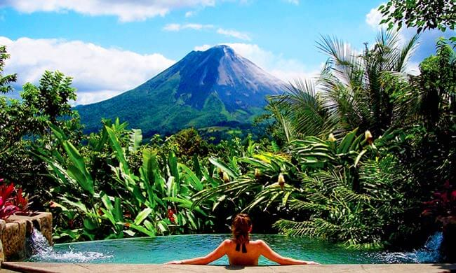 The Springs Resort And Spa In Arenal Costa Rica