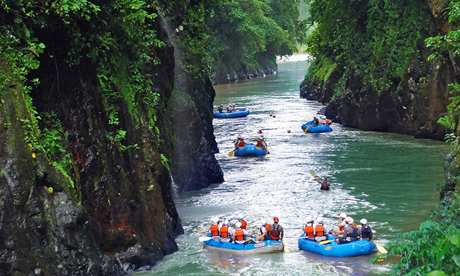Luxury extended holiday costa rica for Luxury vacation costa rica