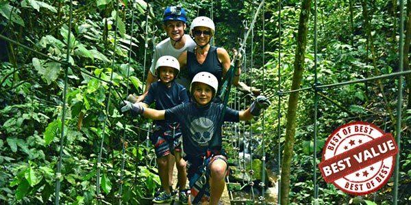 Costa Rica Family Getaway