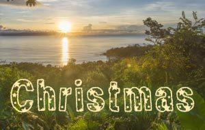 Costa Rica Christmas vacations