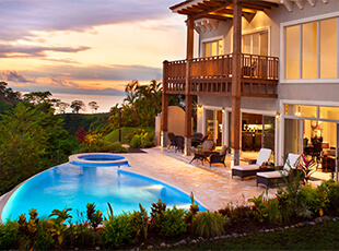 Costa Rica Rentals Luxury Beachfront Villas For Rent - Costa rican vacations