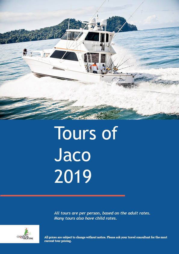 Jaco Day Tours
