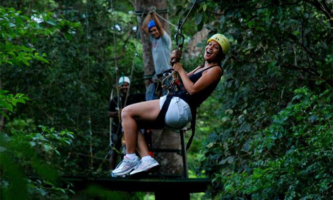 Canopy Zip Line Tour Guanacaste