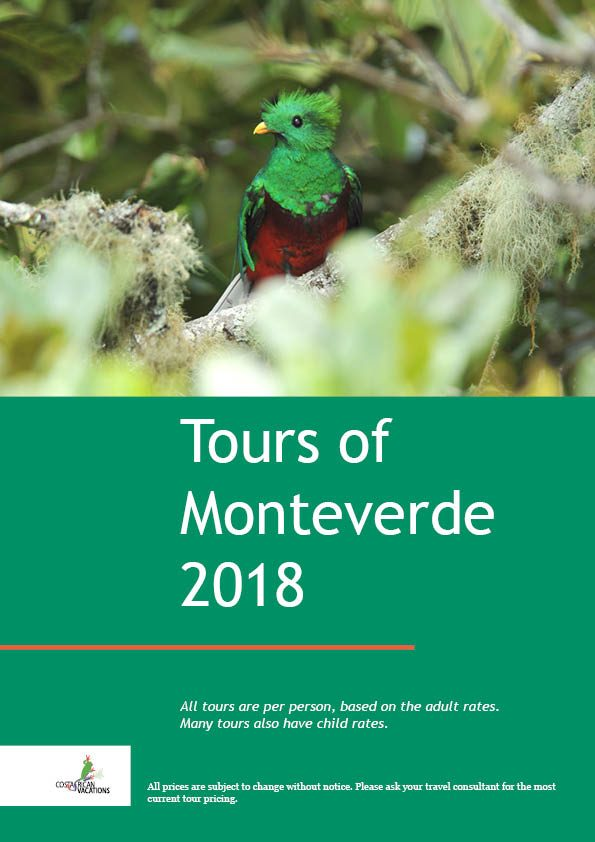 Monteverde Day Tours