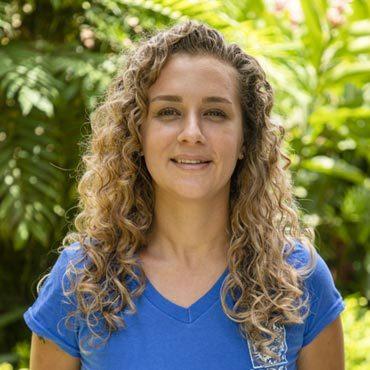 Daniella Zumbado, Travel Experience Team Representative