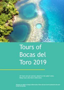 Bocas Del Toro Day Tours