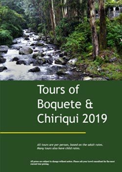 Boquete Day Tours