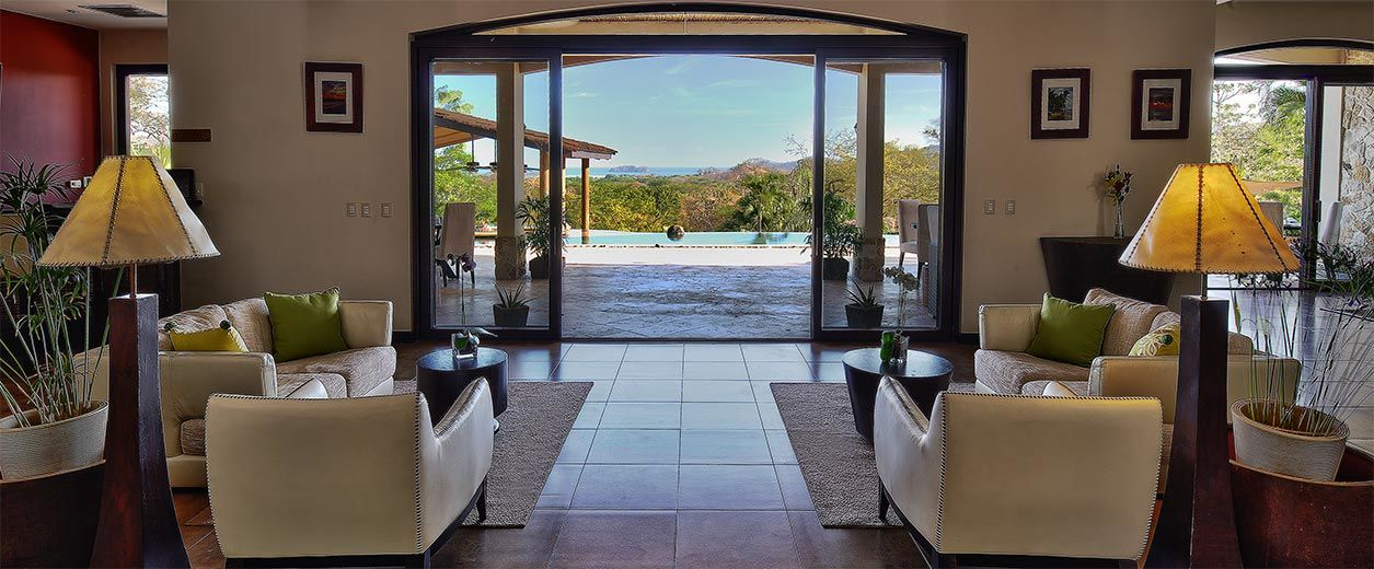 View of Papagayo Gulf from Lobby